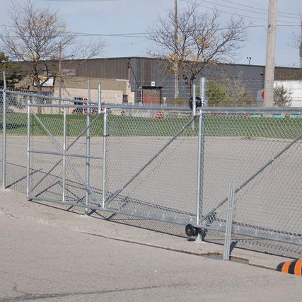 Commercial Chain Link Fencing